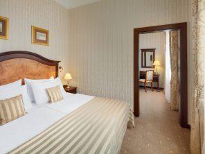 Hotel Nové Lázně Mariánské Lázně - pokoj Junior Suite de luxe
