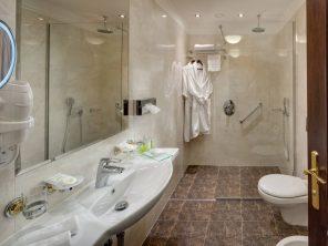 Hotel Nové Lázně Mariánské Lázně - pokoj Superior de luxe