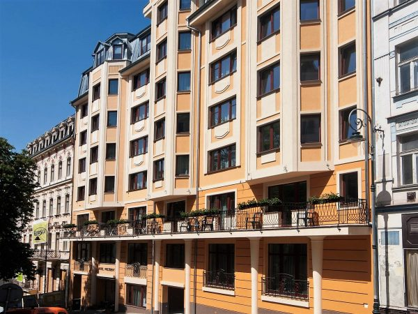 Hotel Prezident - Karlovy Vary