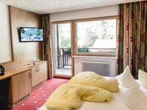Hotel Viktoria - pokoje