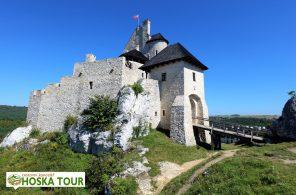 Hrad Bobolice - poznávací zájezd do Polska