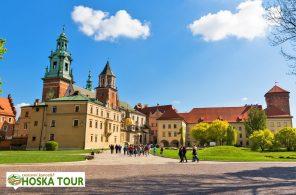 Hrad Wawel - poznávací zájezd do Polska