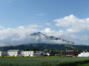Kitzbüheler Horn (1998 m) za mráčky