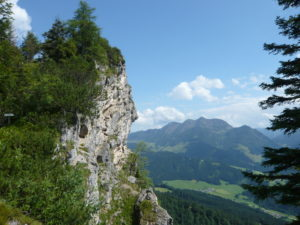 skála Buchensteinwand