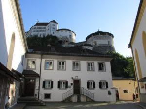 pevnost v Kufsteinu