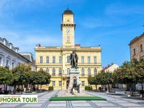 Komárno - slovenská radnice