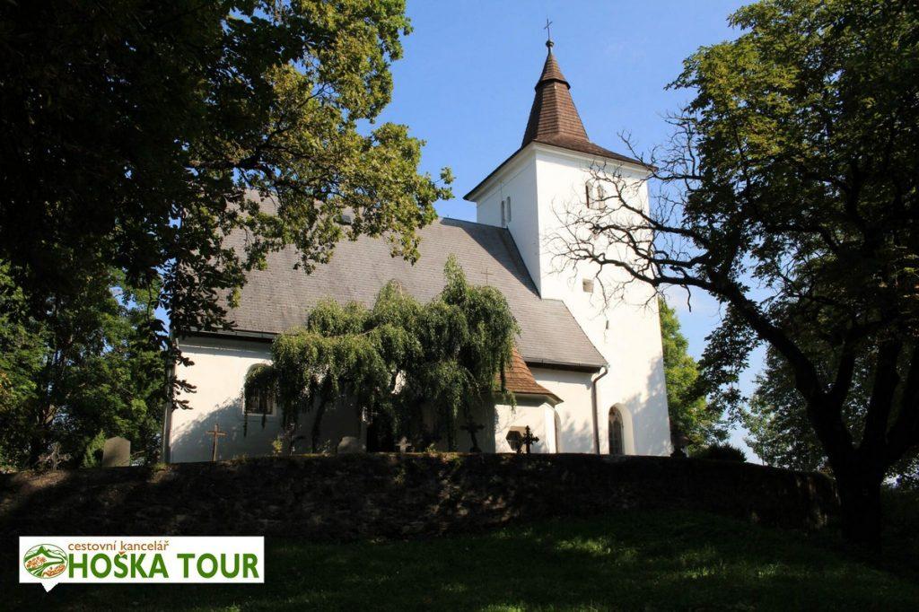kostel sv. Mořice nad Annínem