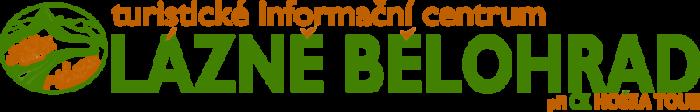 Turistické informační centrum Lázně Bělohrad - logo