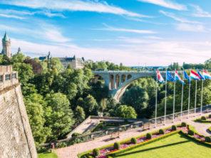 Adolfův most Lucemburk