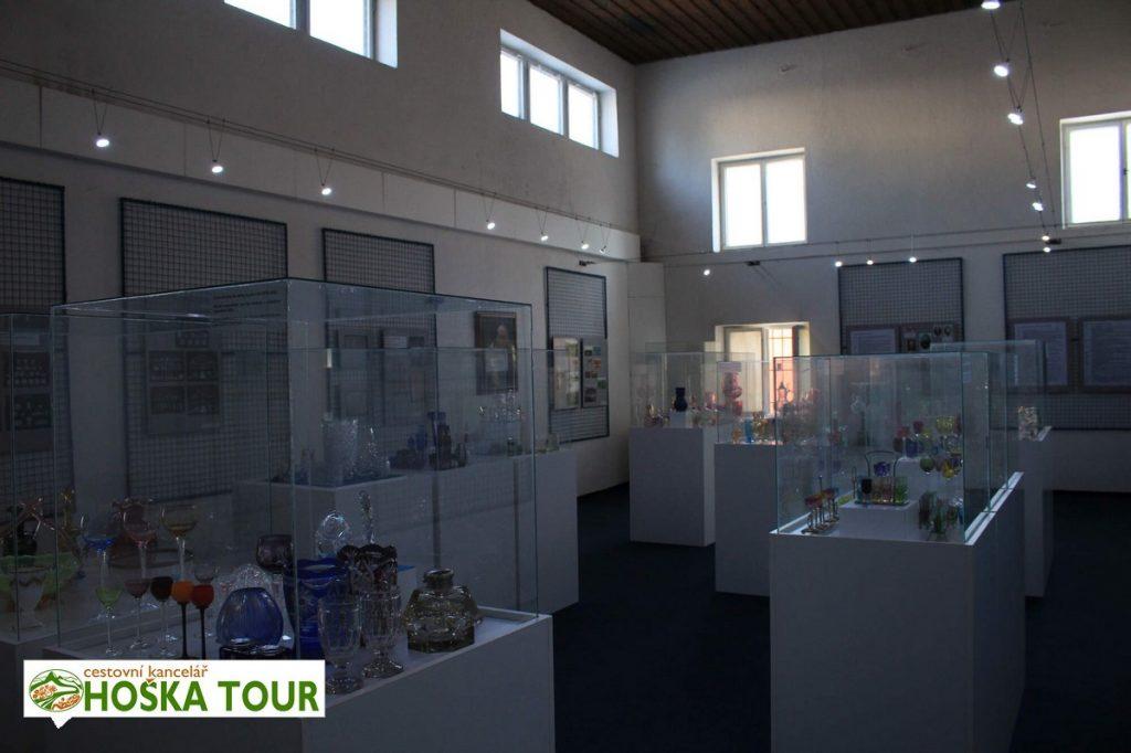 Muzeum skla - Annín