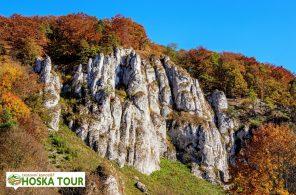 Ojcowský národní park - vycházka přírodou v Polsku
