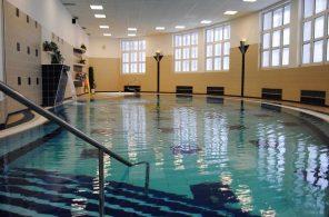 Priessnitzovy léčebné lázně - bazén