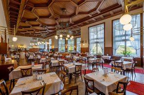 Priessnitzovy léčebné lázně - restaurace