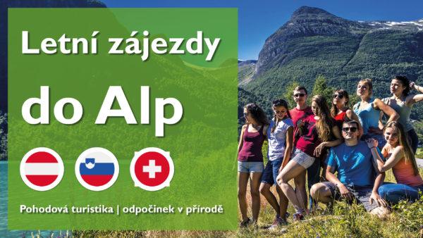 Letní zájezdy do Alp