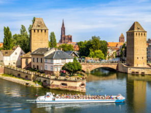 Štrasburk – Kryté mosty