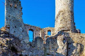 Zřícenina hradu Ogrodzieniec